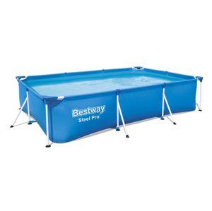 Bestway 56411 Bazén s konštrukciou Steel Pro 300x201x66cm + filtrácia