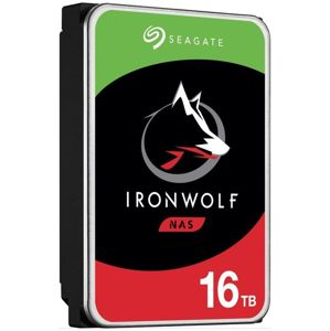"Seagate 16TB IronWolf 3,5""/SATA/7200/256MB"