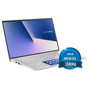ASUS Zenbook 14 UX434FLC-A5498T, i7-10510U, 16GB, 1TB SSD, Nvidia MX250(2), Win10 Home, Royal Blue, 2y On-Site