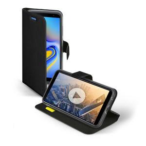 SBS - Puzdro Book Sense pre Samsung Galaxy J6+, čierna