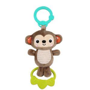 Hračka s melódiou na C krúžku Tug Tunes opica 0m+