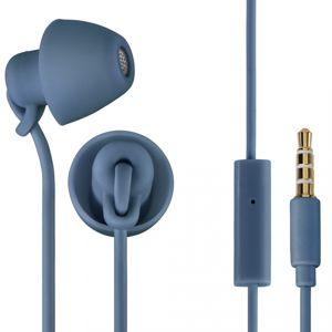 Thomson slúchadlá s mikrofónom EAR3008 Piccolino,, mini štuple, modré
