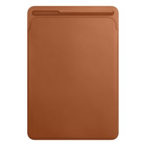 iPad Pro 12,9'' Leather Sleeve - Saddle Brown