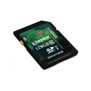 KINGSTON 128 GB SDXC CLASS 10