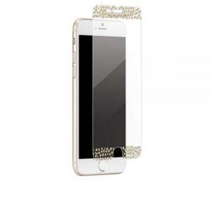Case-Mate - Tvrdené sklo Ozdobné pre iPhone 8/7/6S/6, zlatá