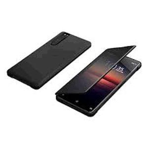 Sony XQZ-CVAT flipové púzdro pre Sony Xperia 1 II,čierne