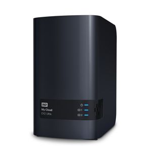 NAS 3.5'' WD My Cloud EX2 Ultra NAS LAN