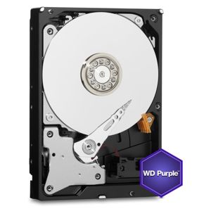 HDD 1TB WD10PURZ Purple 64MB SATAIII 5400rpm 3RZ