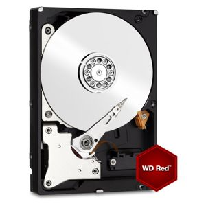 HDD 4TB WD40EFRX Red Plus 64MB SATAIII 5400rpm