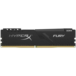KINGSTON HyperX Fury Black 16GB DDR4 2666MHz