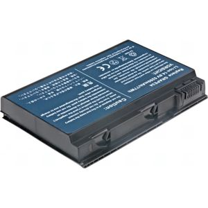 Baterie T6 power Acer TravelMate 5220, 5230, 7520, 7720, Extensa 5210, 5220, 5610, 8cell, 5200mAh