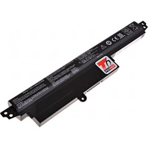 Baterie T6 power Asus X200CA, X200LA, X200MA, F200CA, F200LA, F200MA, R200CA, 2600mAh, 29Wh, 4cell