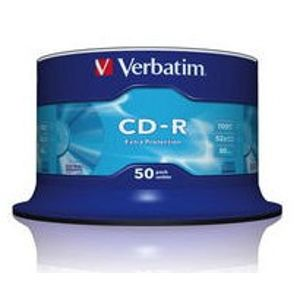 VERBATIM CD-R/50PACK