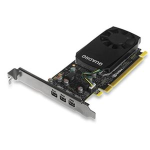 HP NVidia Quadro/p400 2GB/3x mDP/HP+LP bracket