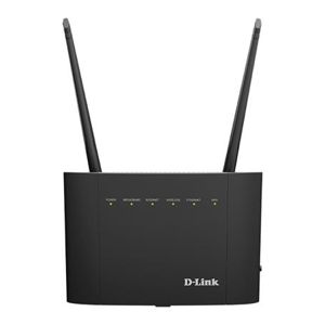 D-Link Wireless AC1200 Dual Band Gigabit VDSL/ADSL Modem Router with Outer Wi-Fi Antennas