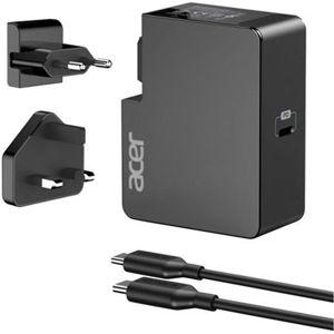 Acer cestovní USB-C nabíječka 45W s EU zástrčkami