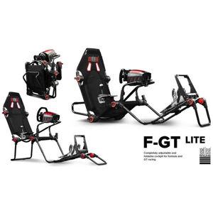 Next Level Racing F-GT LITE Cockpit, závodný kokpit pre F1 alebo GT