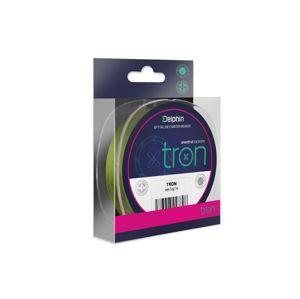 Delphin TRON zelená 130m 0,05mm 5lbs
