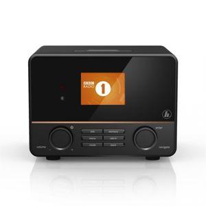 Hama internetové rádio IR115M, Multiroom/App ovládanie, čierne