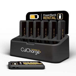 CulCharge Sixpack