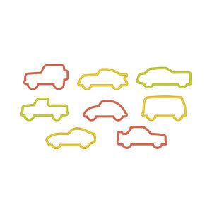 Vykrajovače autíčka DELÍCIA KIDS, 8 ks