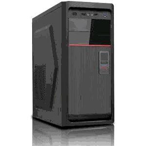CHENBRO serverová skrinka RM42300-F2-U3, rack 4U, Black, bez zdroja