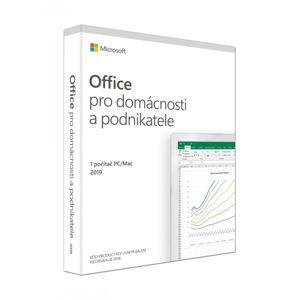 Office 2019 pro domácnosti a podnikatele P6 Win/Mac CZ