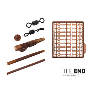 Set kaprárskych montáží THE END / 10 montáží G-ROUND