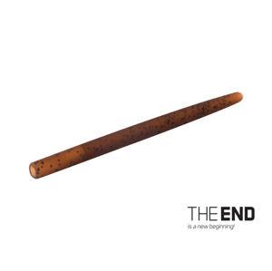 Tvrdá gumička proti zamotaniu THE END / 10ks 4cm / G-ROUND