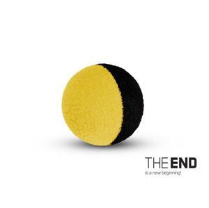 THE END ZIG RIG čierno-žlté / 10ks 12mm