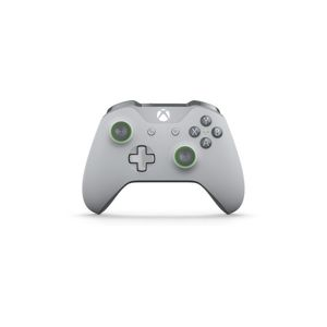XBOX ONE S WIRELESS CONTROLLER GREY/GREEN
