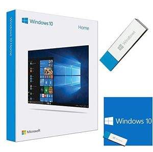 MS Windows Home 10 32-bit/64-bit Slovak USB RS