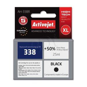 ACTIVEJET NAPLN HP C8765 (NO.338) BLACK 25ML, AH-338R