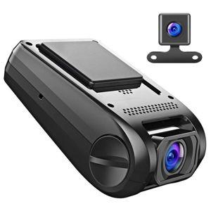 Digitální Autokamera Apeman C550, 1080P a 720x480 Dual Dash Cam