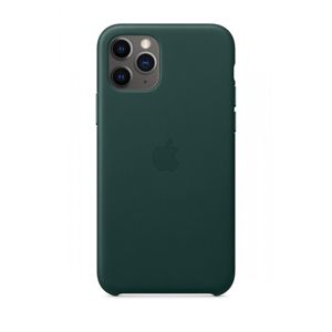 APPLE IPHONE 11 PRO LEATHER CASE - FOREST GREEN, MWYC2ZM/A