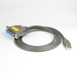 AXAGON ADP-1P25, PARALLEL DB25F PRINTER ADAPTER, 1.5M, USB 2.0