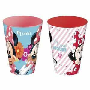 BANQUET POHARIK PLASTOVY MINNIE BLOOM 430 ML, 12590302