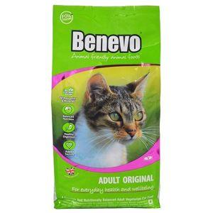 Krmivo pre mačky, Benevo Cat Original, 10kg