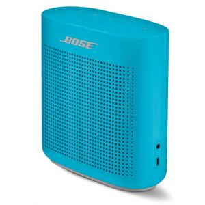BOSE SOUNDLINK COLOUR BT SPEAKER II AQUATIC BLUE
