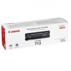 Canon originál toner CRG713, black, 2500str., 1871B002, Canon LBP-3250, O