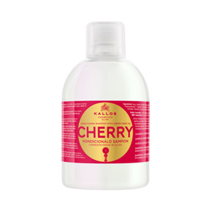 KALLOS CHERRY SAMPON 1000 ML S VYTAZKOM Z JADIER CERESNI