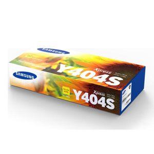 HP originál toner SU444A, CLT-Y404S, yellow, 1000str., Y404S, Samsung Xpress SL-C430, SL-C480, O