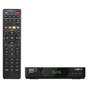 EMOS J6012 SET-TOP BOX EM 190 HD HEVC H265 (DVB-T2)