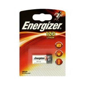 ENERGIZER CR123, CR123A, CR17345, DL123A, EL123AP, K123LA, 3V, BLISTER 2KS, EL123APB2