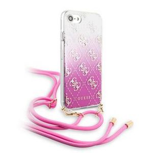 GUESS GUHCI8WO4GPI GUESS 4G ELECTROPLATED KRYT PRO IPHONE 8/SE2020 PINK
