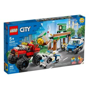 LEGO CITY LUPEZ S MONSTER TRUCKOM /60245/