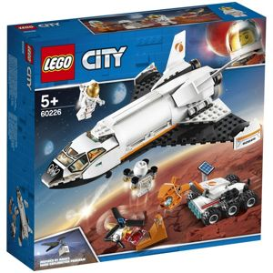 LEGO CITY SPACE PORT RAKETOPLAN SKUMAJUCI MARS /60226/