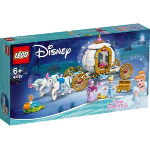 LEGO DISNEY PRINCESS POPOLUSKA A KRALOVSKY KOCIAR /43192/