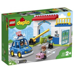LEGO DUPLO POLICAJNA STANICA /10902/