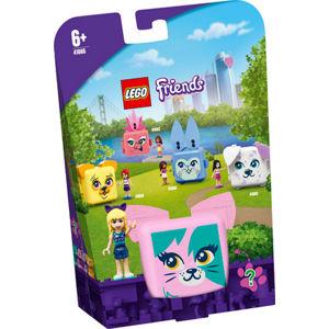 LEGO FRIENDS STEPHANIE A JEJ MACACI BOXIK /41665/